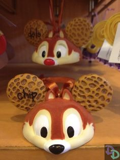 More of the new themed Mickey Mouse ear ornaments