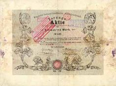 Wunstorfer Portland-Cementwerke AG (VZ-)Aktie 1.000 Mark 26.5.1900. Gründeraktie (Auflage 1500, davon 1487 Stück 1905 in VZ-Aktien umgewandelt, R 10).