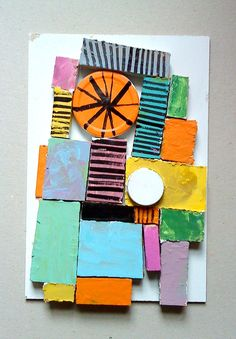 ART IDEA: Reliefs: Marcus Oakley