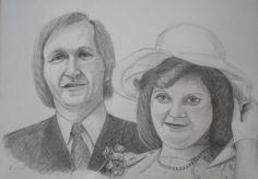 Jan en Nannie 5-7-1974