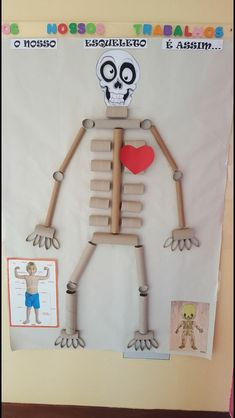 Trendy science crafts for preschoolers human body ideas - - Trendy science crafts for preschoolers human body ideas Science! Trendy science crafts for preschoolers human body ideas Science Crafts, Preschool Science, Science For Kids, Science Projects, Science Activities, Activities For Kids, Art For Kids, Human Body Crafts For Kids, Body Preschool