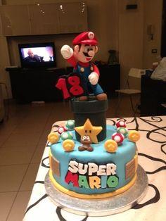 Top 10 Awesome Super Mario Cake Designs - Slicontrol.com