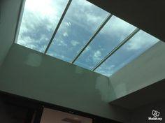 12mm tempered skylight glass panel  - Image