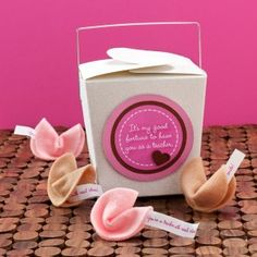 Valentine�s Day Fortune Cookies