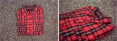 A Plaid Shirt #style #fashion #outfit #ootd #fashionblog #fblogger #fblog #fashionblogger #outfitidea #plaid #plaidshirt