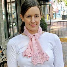 Classic Elite Yarns Breast Cancer Scarf (Free)- knitting this for myself is a super soft baby alpaca yarn