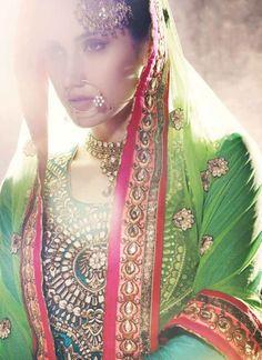 Hair & make up Chandni Singh www.chandnisingh.com