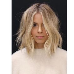 Short hair balayage blonde hairstyles