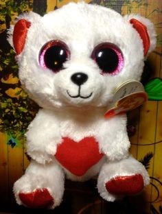8 Best Beanie Boos Valentine collection for loved ones! images ... c27270bed4eb