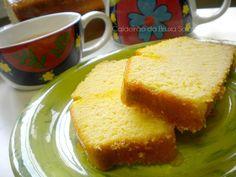 Tangerine & Lemon Cake