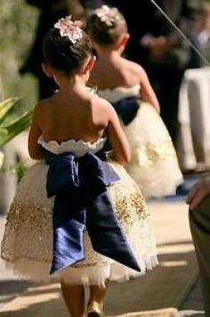 FLOWER GIRL IDEAS: Raspberry wedding
