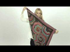 Colheita & Scarf Me: Como amarrar lenços
