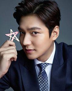 Lee Min Ho a reprezenta Seven Luck Casino