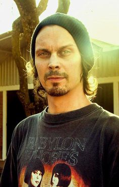 The  (still) very beautiful Ville Valo