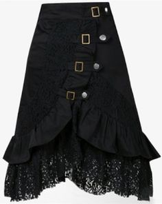 OMgosh I love this skirt. I would love it even more if the lace was pink or white.