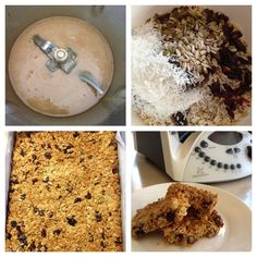 Favorite Converted Muesli Slice Egg Free Nut Free Wet ingredients Honey 40 g Raw Sugar - or Rapadura or Coconut Sugar Butter Dry Ingredients 3 Cups Rolled Oats 1 Cup Puffed Rice OR. Muesli Slice, Muesli Bars, Gf Recipes, Sweet Recipes, Recipies, Cake Stall, Puffed Rice, Coconut Sugar, Nut Free