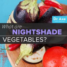 Night Shades Vegetables Title