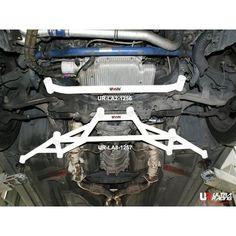 Ultra Racing - 4-Point Front Lower Brace - UR-LA8-1257