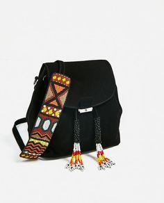 2b36036121 ZARA - WOMAN - SPLIT SUEDE BACKPACK 2017 Love Sewing, Backpack 2017,  Fashion Backpack