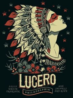 Lucero - inking inspiration