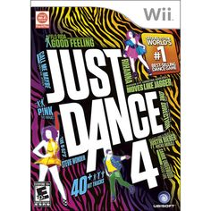 Just Dance 4...maybe??