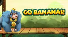 Игровой автомат Go Bananas онлайн с выводом денег  Темой игрового автомата Go Bananas! стали жители джунглей — обезьяны. В нём вы будете составлять комбинации на 20 линиях. В онлайн аппарате нет риск-игры и бонусного раунда, но присутствует 6 специальных символов. Они помогут регулярно выводить реальные деньги из слота любым удобным для вас способом, например, на Webmoney. Bowser, Mario, Fictional Characters, Fantasy Characters