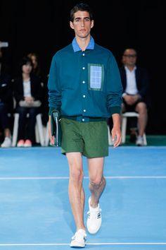 Umit Benan Spring 2015 Menswear Collection Slideshow on Style.com