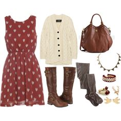 fall look #3 by lebonvie on Polyvore