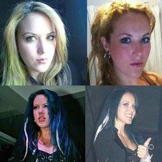 Angela Gossow, The Agonist, Heavy Metal Girl, Alissa White, Arch Enemy, Guitar Girl, Alternative Music, Dark Beauty, Most Beautiful Women