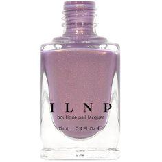 Lilac Bridges Lilac Shimmer Nail Polish (260 UAH) ❤ liked on Polyvore featuring beauty products, nail care, nail polish, nails, bath & beauty, makeup & cosmetics, silver and shiny nail polish
