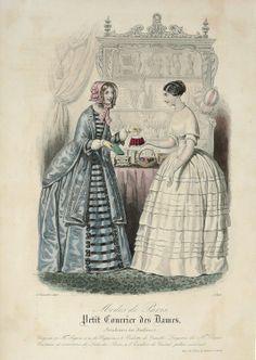 November, 1848 - Petit Courrier des Dames