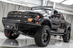 Awesome Ford Raptor Custom Build 22