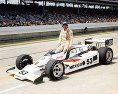 1981 Steve KrisiloffEsso   (Psachie Garza Racing)Penske / Cosworth