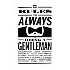 how to be a gentleman pdf download