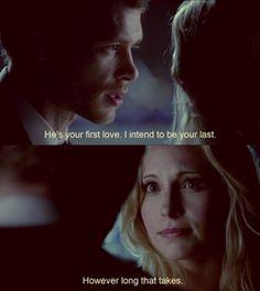 LoVE! Vampire Diaries they soooooo belong together!!!!!