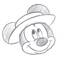 Mickey Mouse by DrSchmitty