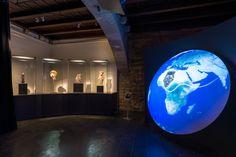 Ámbito Cero. Arquitectura efímera y Museografía - Museu de les Cultures del Món