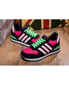 19543645fd929 NEO 10K Jogger Adidas Womens Lifestyle Sneaker Black Hyper Pink Neon Green White  Best Price £56.00. Fashion businessman · adidas fashion shoe