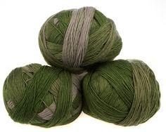 randerscheinung Multifarvet strømpegarn Zauberball - Schoppel Wolle  - 100 g…