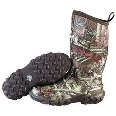 Hunting Footwear 153008: Muck Boot Company Avery Buckbrush ...
