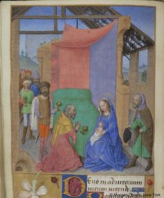 Book of Hours, MS M.6 fol. 44v - Images from Medieval and Renaissance Manuscripts - The Morgan Library & Museum