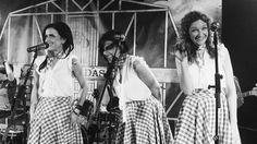The Mountain girls en la Extravaganza III: La Fiesta del Granero de Avilés con Blues & Decker
