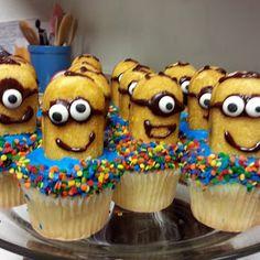 Despicable Me: Minion Cupcakes recipe snapshot