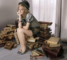 Book photoshoot