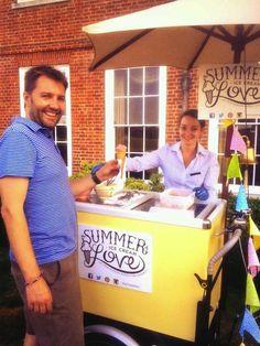 Summer of Ice Cream Love at Four Seasons Hotel Hampshire!