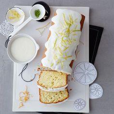 Rezept: Zitronenkastenkuchen