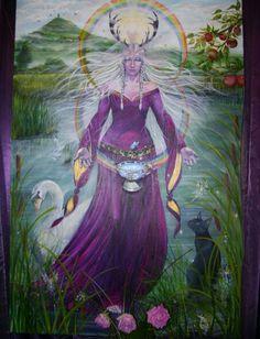 The Goddess of Avalon, Nolava