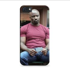 Luke Cage Red Shirt iPhone 6 | 6S 3D Case
