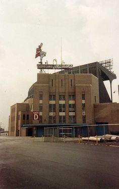 Cleveland Municipal Stadium