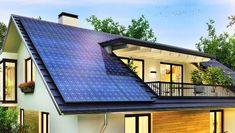 Simple Bungalow House Designs, Bungalow Haus Design, Simple House Design, Installation Solaire, Solar Panel Installation, Solar Panels For Home, Best Solar Panels, Solar Panels On Roof, Roof Panels